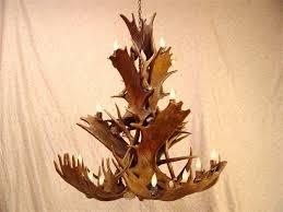 Antlers Lighting Chandelier Antler Chandeliers And Antler Lighting Warehouse Moose Antler