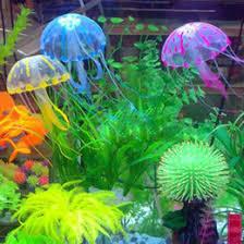 jellyfish ornaments for aquarium jellyfish ornaments for