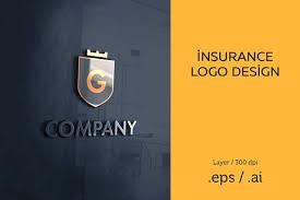 insurance real estate logo template logo templates creative