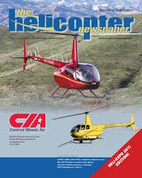 the helicopter newspaper march 2011 by the helicopter newspaper