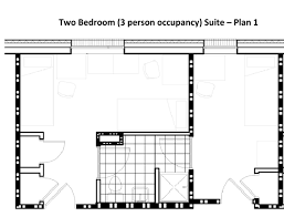 childcare floor plan patton hall