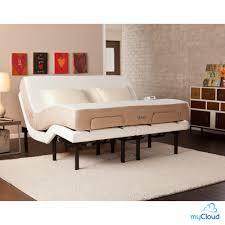 king size adjustable bed frame home design ideas
