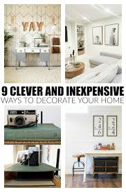 24 ways to decorate like you re an old hollywood star clever and inexpensive ways to decorate your home little house of