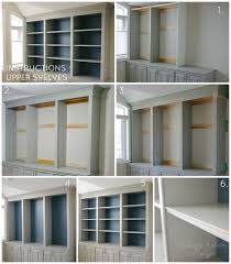 Diy Built In Cabinets by 332 Best Cabinets Closets Built Ins Images On Pinterest