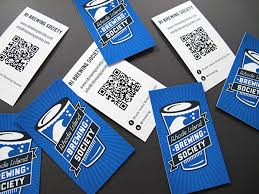 Short Run Business Cards Rhode Island Brewing Society Various On Behance