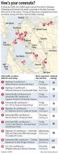 Tired Of The Commute Try by Highway 4 Commute Pegged As One Of Nation U0027s Worst U2013 The Mercury News