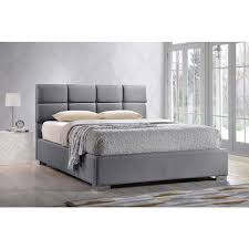 baxton studio sophie modern and contemporary grey fabric