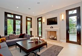 Family Rooms Designs Huge  Classi Family Room Color Interior - Interior design ideas for family rooms