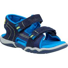 timberland tide l f 2 strap stretch youth sandals sapphire kids