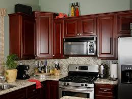 cherry mahogany kitchen cabinets best 20 cherry kitchen cabinets designs ideas with photo gallery