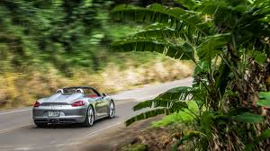driving a porsche boxster 2016 porsche boxster spyder review and test drive with horsepower