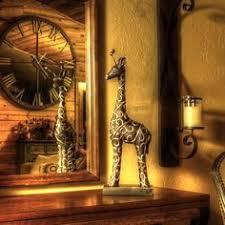 home decor giraffe giraffe figurine set pink home decor giraffe statues animals