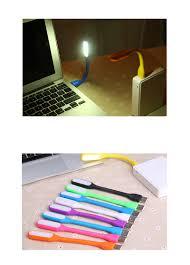 Portable Desk Lamp by Tripleclicks Com Usb Led Lamp Computer Desk Lamp Portable Night Light