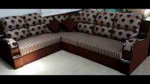 Sofa Set L Shape 2016 Corner Sofa Set For Your Living Room Erode Steel Furniture Youtube