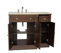 adelina 42 inch traditional bathroom vanity fully assembled