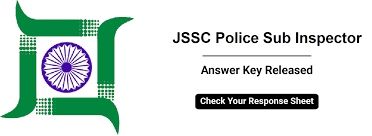 jssc police sub inspector 2017 answer key out