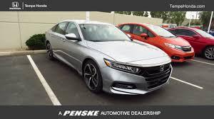 2018 new honda accord sedan sport cvt at penske automall az iid