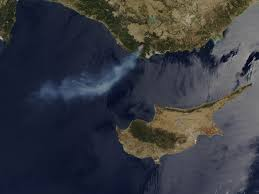 Wild Fires In Bc Videos by Nasa Sees Plume Of Smoke From Fires In Turkey U0027s Mersin Province Nasa