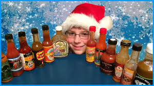 Challenge Sauce 12 Yr Eats 12 Sauces 12 Days Of Sauce