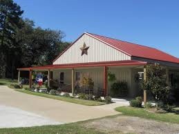 metal barn house kits garage white and red themed metal barn homes with landscaping for