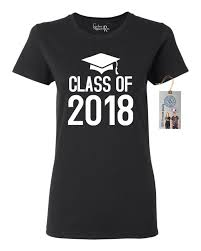 high t senior class of 2018 senior high school college womens t shirt top ebay