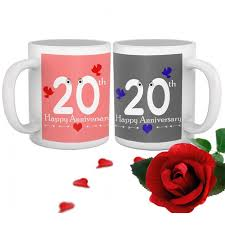 20th wedding anniversary gift 20th wedding anniversary gift for parents