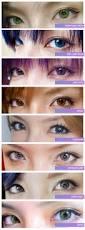 freshlook contact lenses color chart ideas