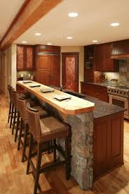 kitchen island bar ideas recommended width for a kitchen island for seating six and things