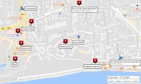 Cannes Map by Useful Information Juan Flore In Juan Les Pins Spend Your