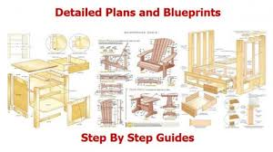 Wood Furniture Plans For Free by Patio Furniture Plans Free Home Design Ideas And Pictures