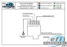 ls1 coil wiring diagram efi pinterest fuel injection and php