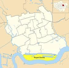 Royals Stadium Map Royal Docks Wikipedia