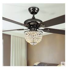 light to ceiling fan for the eating area 52inch led chandelier fan light modern new with