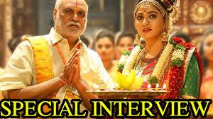 om namo venkatesaya movie special interview latest telugu