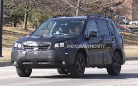 subaru forester 2018 colors 2014 subaru forester spy shots