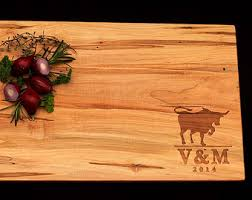 personalized cutting board wedding cutting boards osohome