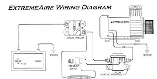 wiring diagram for air compressor pressure switch