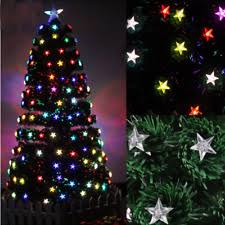 fiber optic decorations ebay
