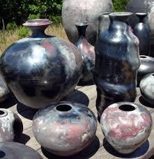 Firepit Ceramics Barrel Pit Firing Basic Step By Step With Pics I