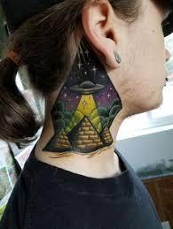 tony ciavarro ufo tattoo tattoos pinterest ufo tattoo ufo
