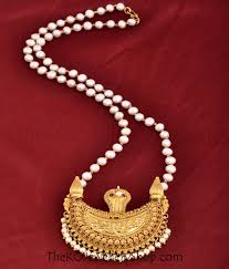 pearl necklace photos images The viloma kokkethathi silver pearl necklace ko jewellery jpg