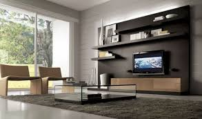furniture white open plan wooden bookshelves for wall living