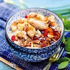 riz cuisiné picard réunion poulet sauce au tamarin et riz cuisiné