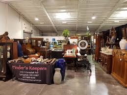 looking for antiques and used furniture