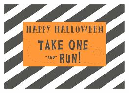 take 1 halloween signs u2013 fun for halloween