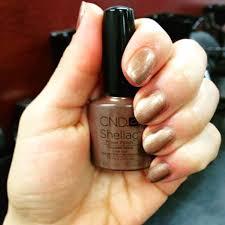 metallic gold nail polish for winter holidayslatina life and style