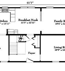Colonial Style Floor Plans by 7 Craftsman Style Floor Plans Under 1000 Square Feet Craftsman
