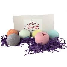 swank essentials bath bomb gift box swank gift baskets