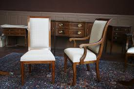 Antique Mahogany Dining Room Furniture Vintage Dining Room Chairs