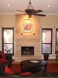 Travertine Fireplace Tile by Walnut Travertine Tile Fireplace Ideas Visit Tileshop Com